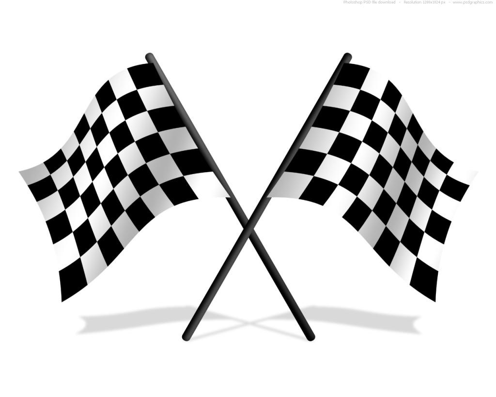 Flag clipart race track Race Race Clipart Flag schliferaward