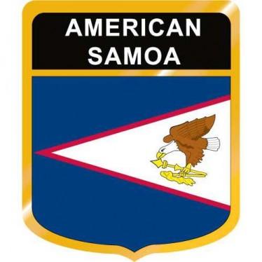 Flag clipart samoan American Crest Samoa Art Samoa