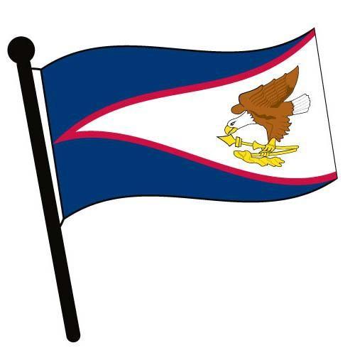 Flag clipart samoan More Samoa Pictures Art Flag