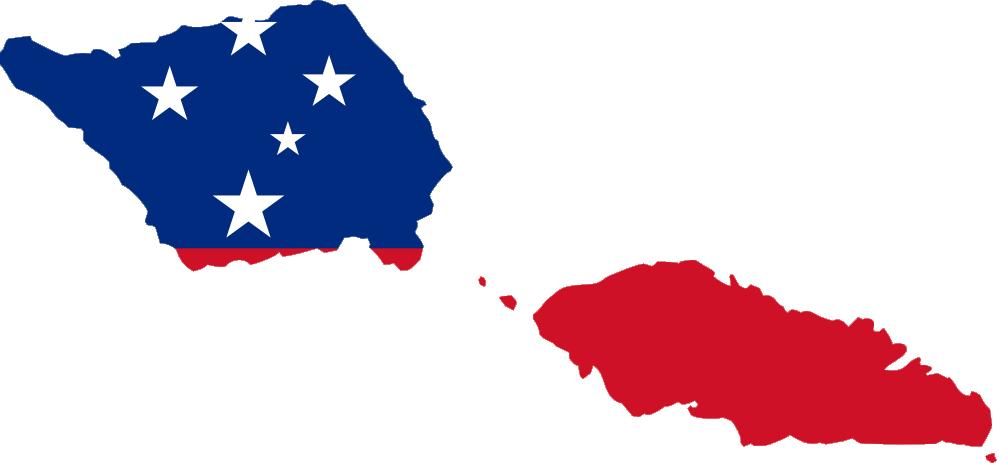 Flag clipart samoan Samoan Clipart Art Art Download