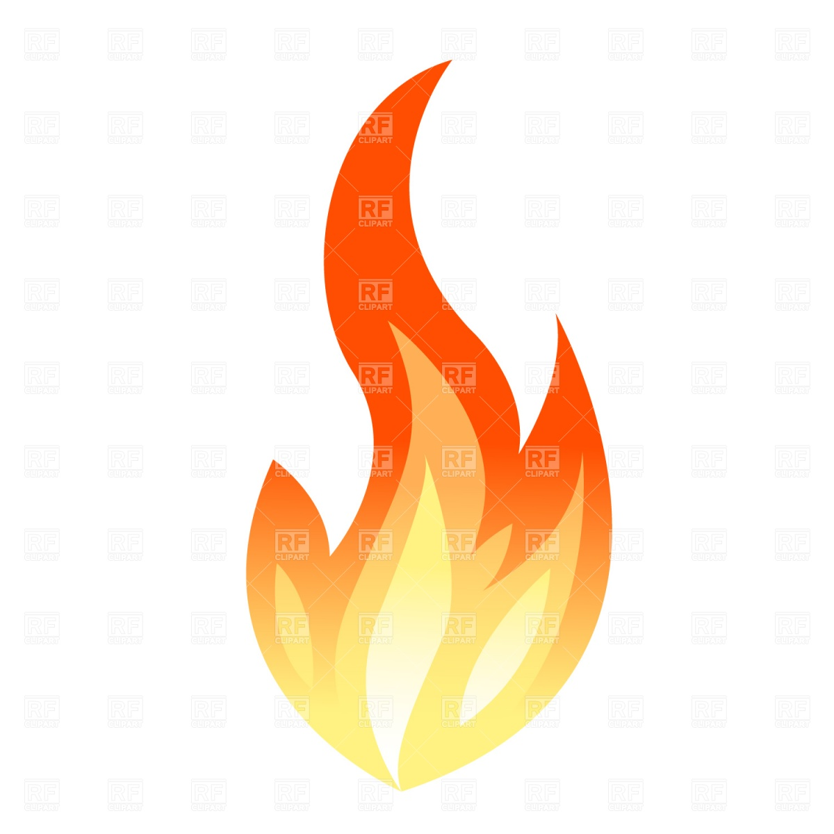 Flame clipart Clipart Clipart Panda Flame Images