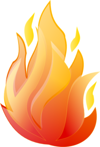 Flames clipart little Panda Free Free Art Images