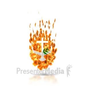 ID# Dove and Presentation Fire