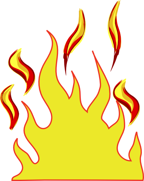 Flames clipart drag racing The Free cliparts Art Clip