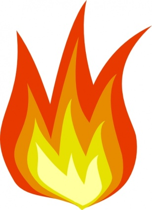 Flames clipart Images Flame Cartoon Panda flames