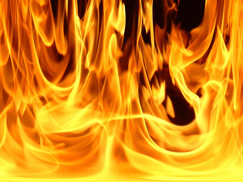Moving clipart fire #12