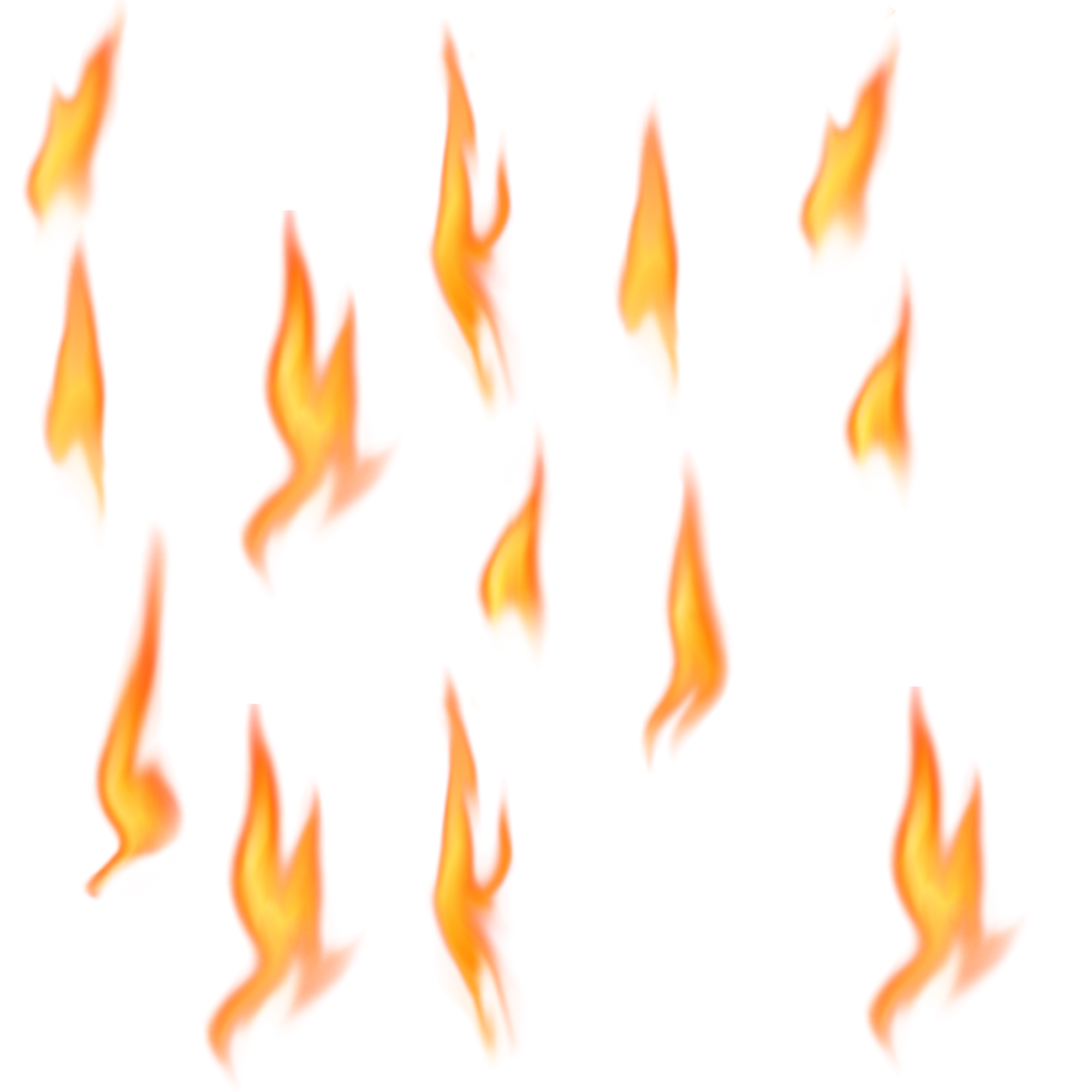 Heat clipart fire background Clip Simple Border Fire Flames