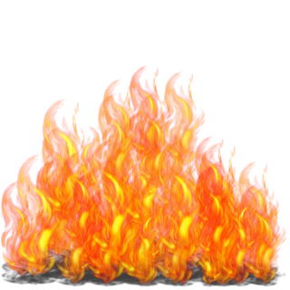 Heat clipart realistic fire flames Flames Download background Free Flames