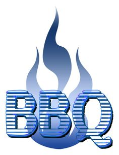 Barbecue clipart word On Bbq flame and Clipartix