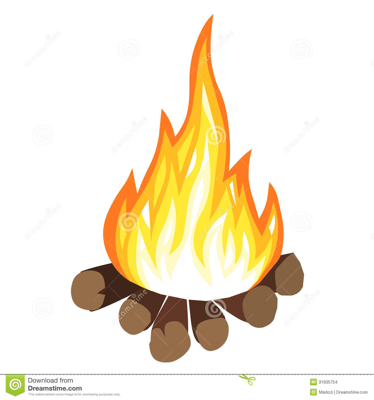 Campfire clipart clear background White Images Panda Clipart black%20and%20white%20campfire%20clipart