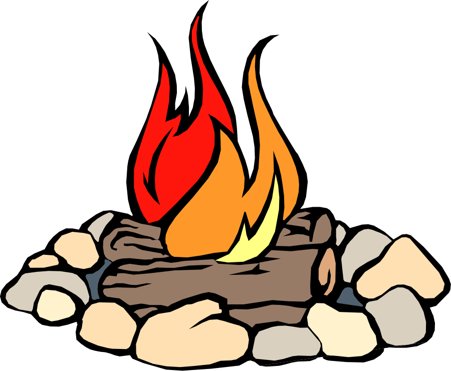 Campfire clipart clear background Clip Info Best Art