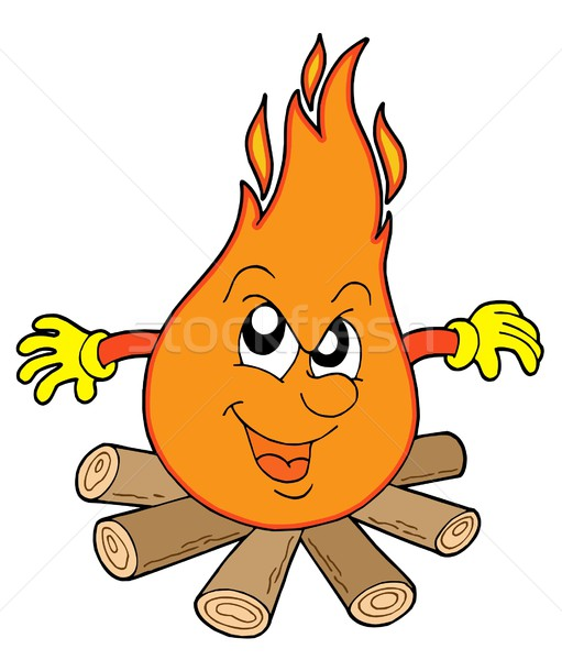 Flames clipart camp fire Dessin Gallery Camp com/image/329500/ Clipart