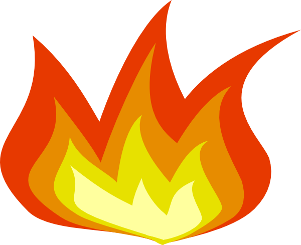 Flames clipart cartoon Download image online as: clip