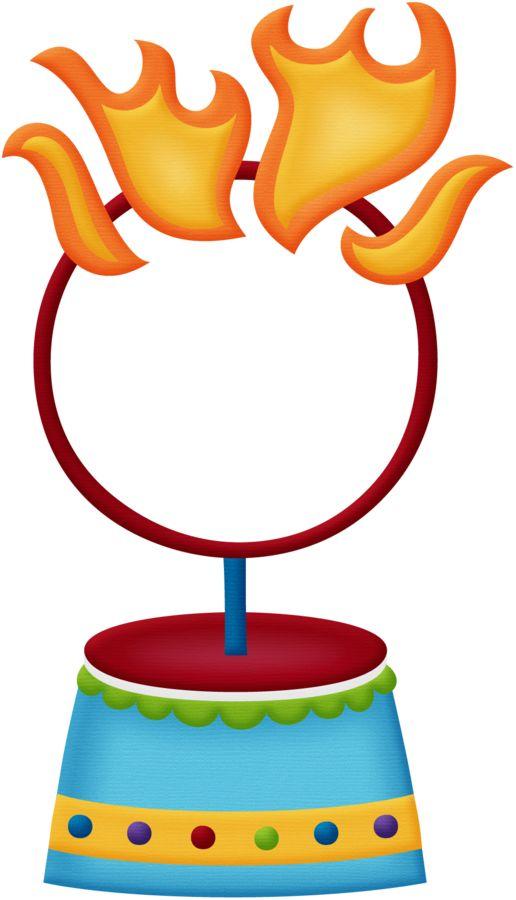 Flames clipart circus ring Carnival * 639 funfair circus