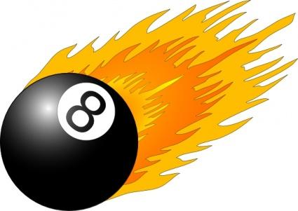 Flames clipart fireball Clip #art fireball with fireball