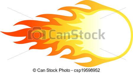 Flames clipart fireball Of Fire ball Clipart Fire