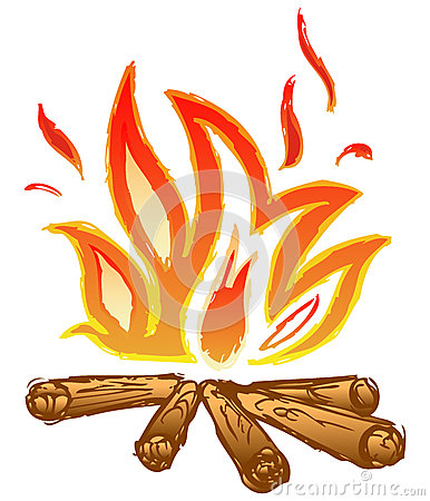 Flames clipart fireplace fire Free Doodle Fire Images flames