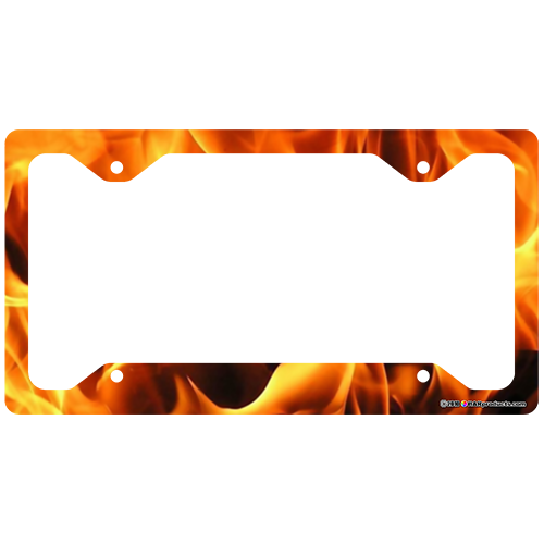 Flames clipart frame Frame Flames Views License More