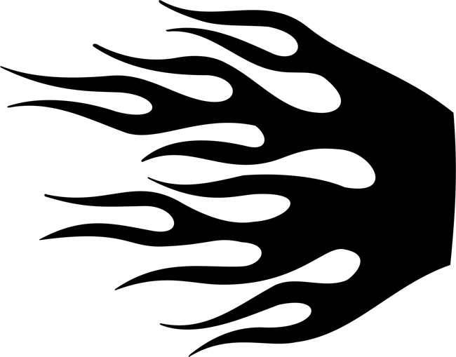 Harley Davidson clipart flame drawing Stencil Stencil Wildfire BASIC Wildfire