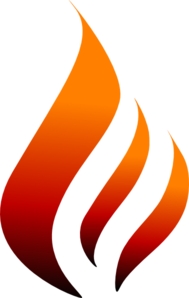 Flames clipart holy ghost fire At Flame Clip royalty