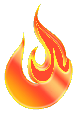 Flames clipart holy ghost fire Fire com Designs Holy Spirit