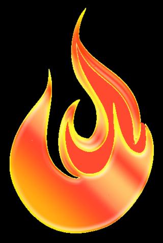 Flames clipart holy ghost fire Com Designs More Symbols Spirit