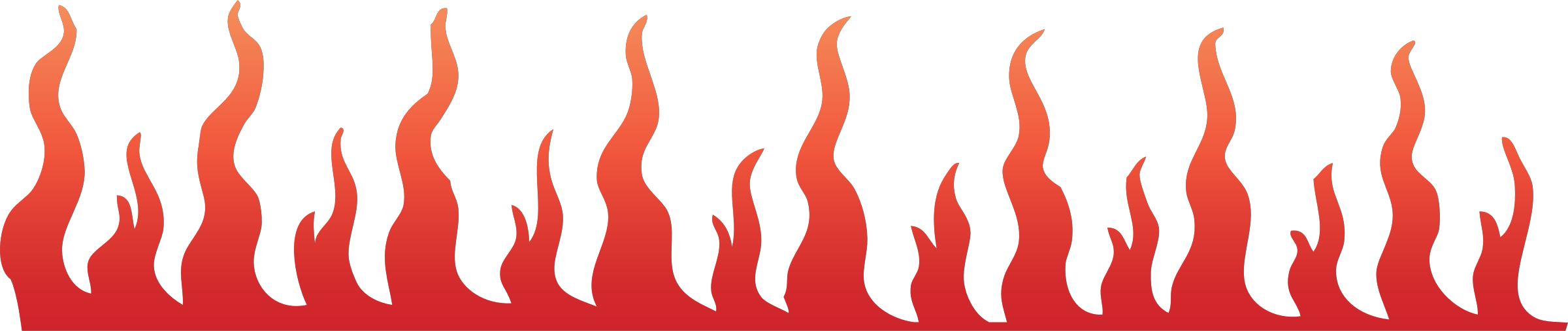 Flames clipart line flames Flames flames Clipart