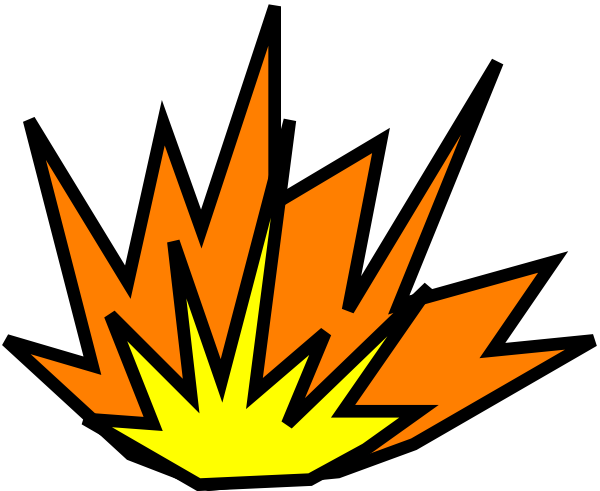 Flames clipart little Clip com Art art Little