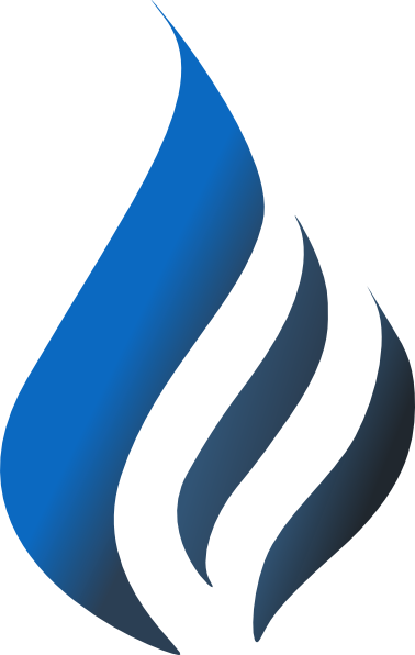 Flames clipart olympic torch Drawing Olympic Blue Torch
