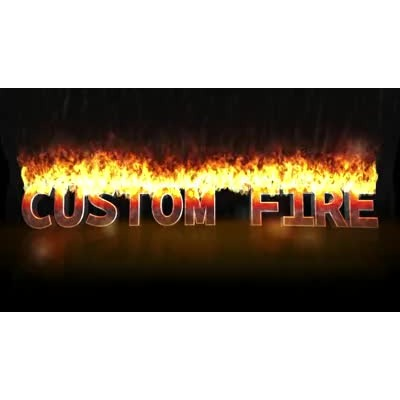 Flames clipart powerpoint Fire Custom 16282 Fire for