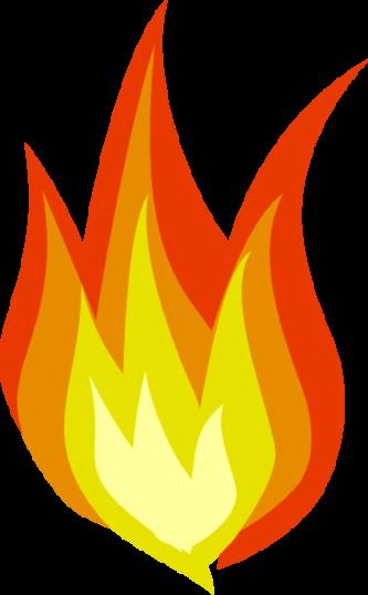 Flames clipart printable Clipart « Big Fire Flames