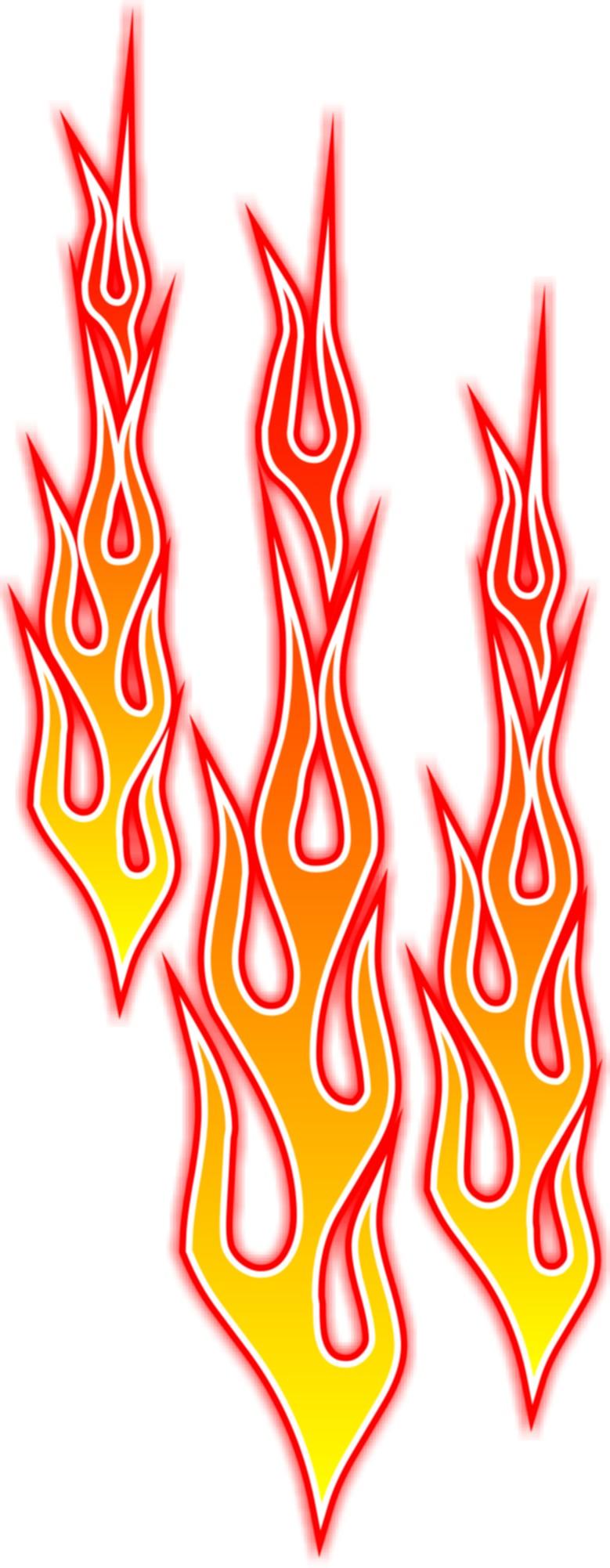 Flames clipart race car Clipartix clipartix clipart  flame