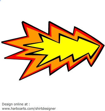 Flames clipart rocket Clipart Rocket Flame Rocket Cliparts