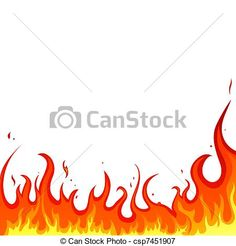 Lines clipart fire Flames Panda flames royalty Vector
