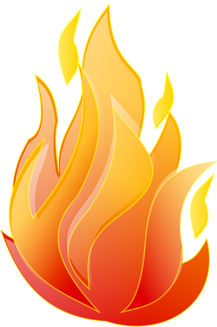 Heat clipart realistic fire flames Free Heat Image Red Pixabay