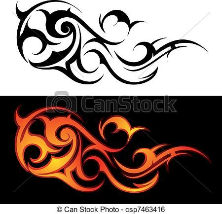 Torch clipart harley About harley best stencil clip