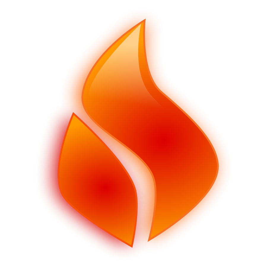 Heat clipart red flame Images Flames clip art Flames