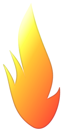 Flames clipart torch fire Flame Download Flame Art 4
