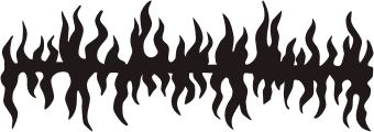 Flames clipart tribal Png Art Clip Clip on