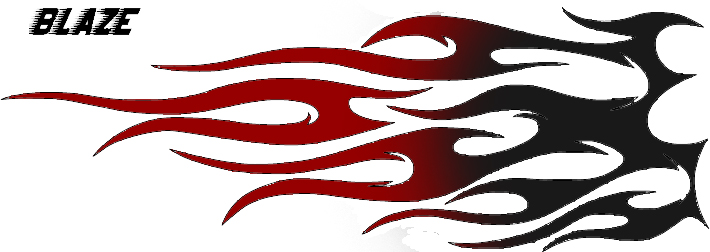 Flames clipart tribal Flame Clip Free Art Clip