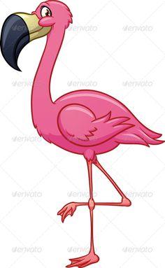 Flamingo clipart … Pink Clip Pinteres… Flamingo