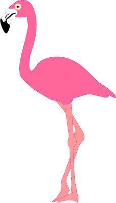 Flamingo clipart … Pink Clip Pinteres… Clip