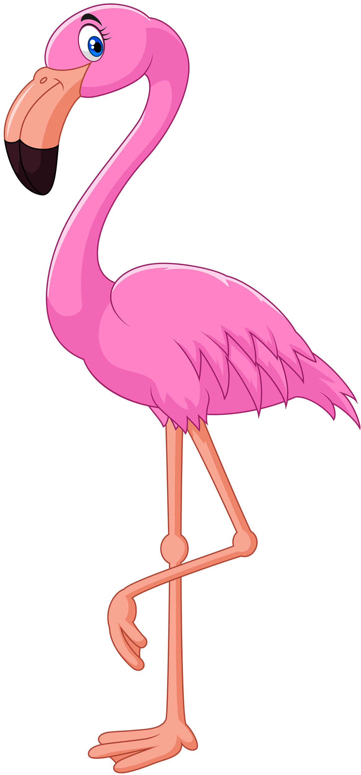 Flamingo clipart Clipart Flamingo Download #12 Flamingo