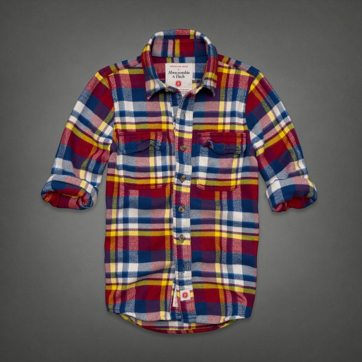 Flannel clipart abercrombie and fitch Com 124 Flannel Abercrombie Mens