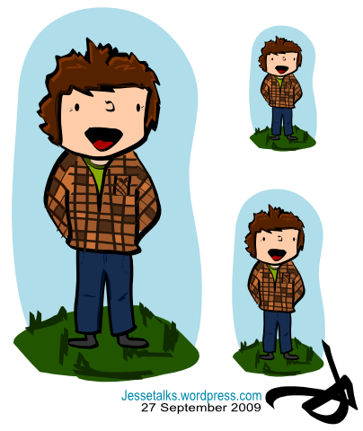 Flannel clipart animated Vector jake / Flannel Jesse