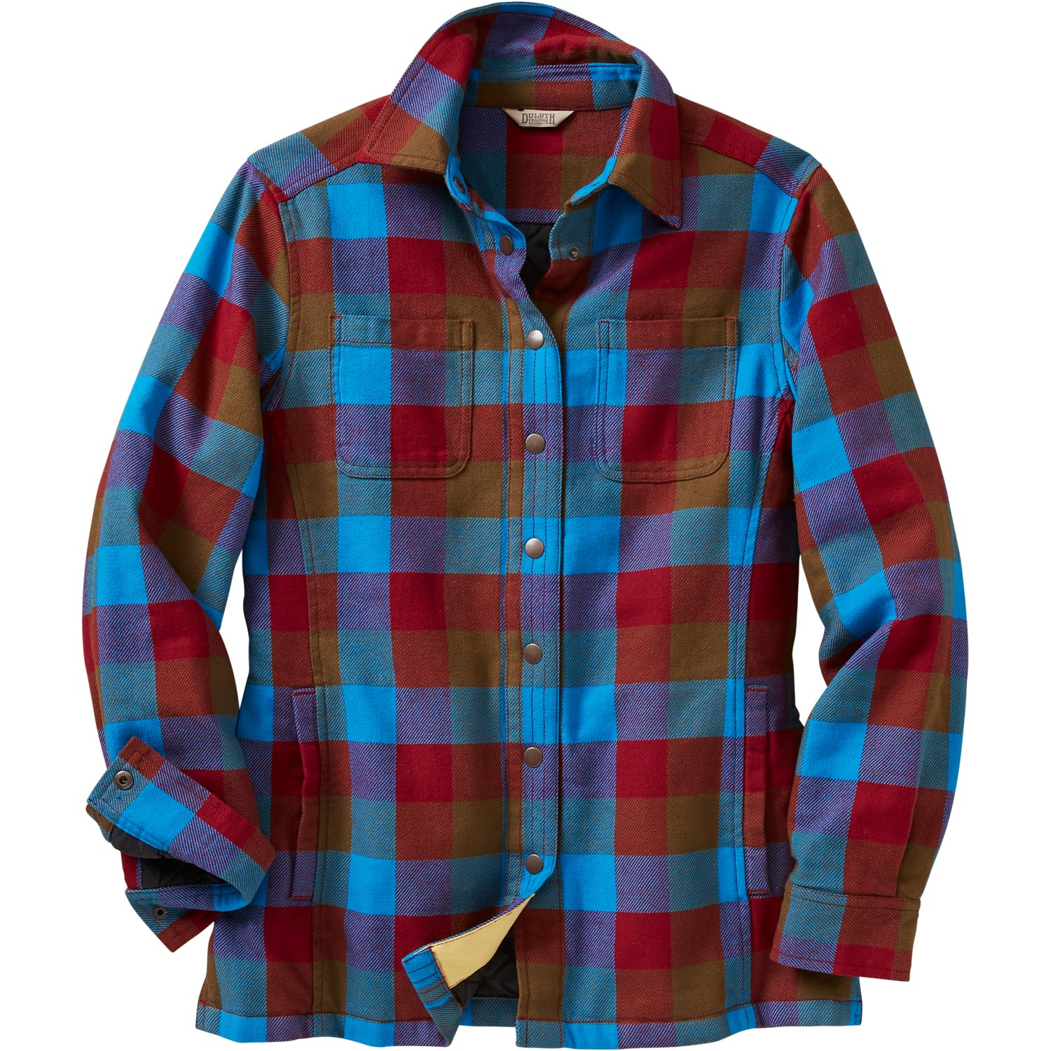 Flannel clipart flannel shirt Trading Flannel Flapjack Jac Shirt