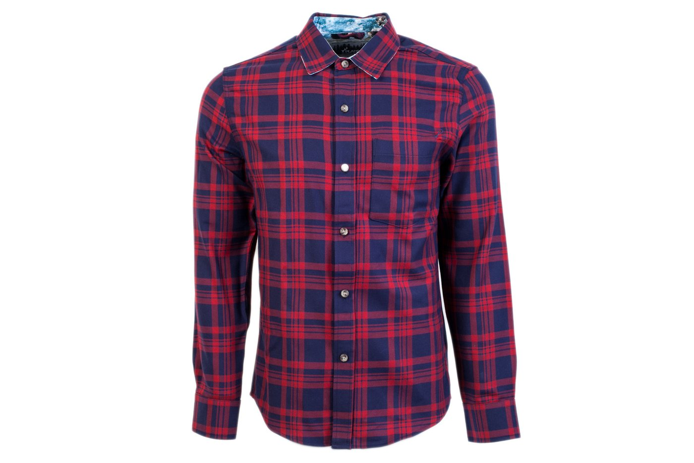 Flannel clipart mens red River Flannel All Elli •