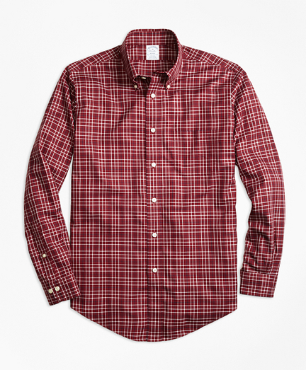 Flannel clipart mens red Flannel Brothers Shirts Regent Brooks