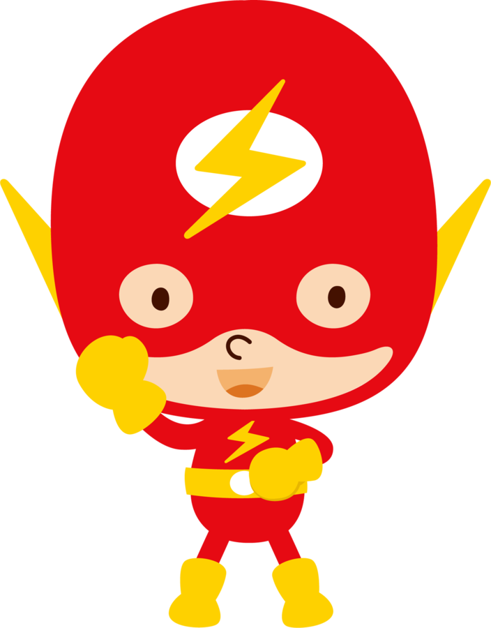 Flash clipart avenger Printable SUPER Babies: Ideas Cupcake