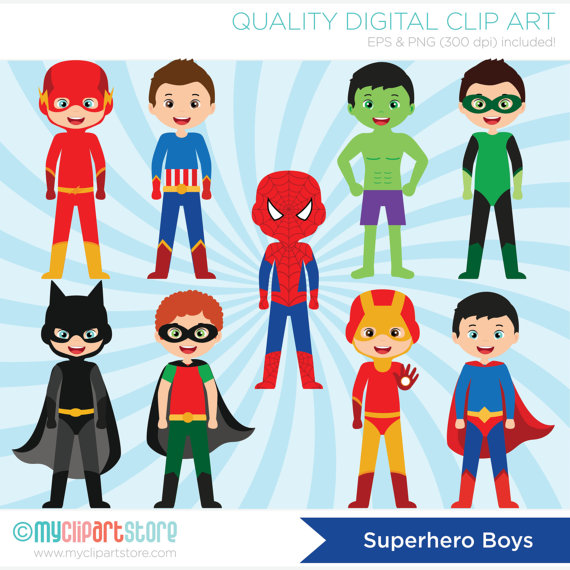 Flash clipart batman Art clip commercial from MyClipArtStore